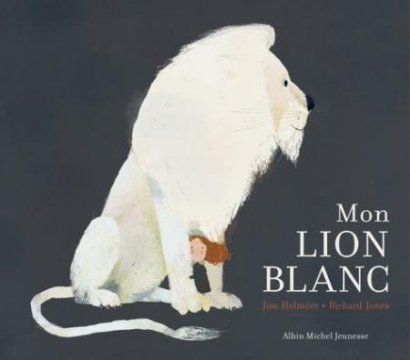 Mon lion blanc