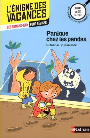 Panique chez les pandas