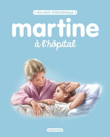 Martine à l'hôpital
