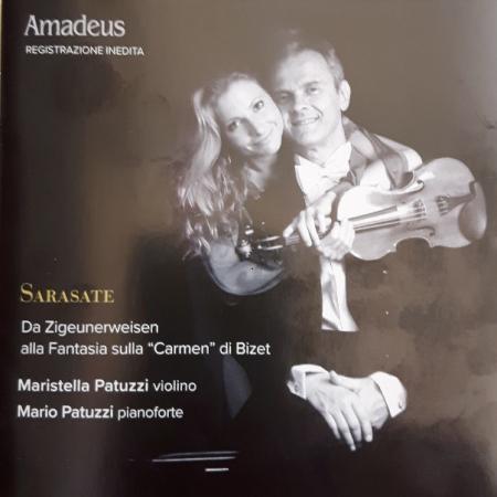 "Da Zigeunerweisen alla Fantasia sulla ""Carmen"" di Bizet [DOCUMENTO SONORO]"