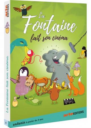 La Fontaine fait son cinéma [VIDEOREGISTRAZIONE]