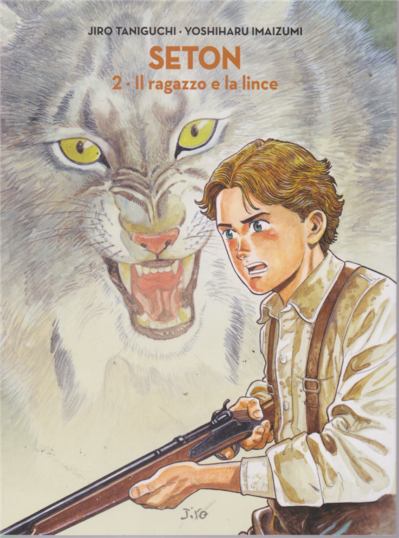 2: Il ragazzo e la lince