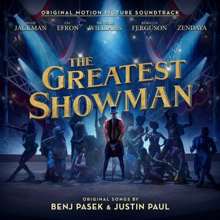 The greatest showman [DOCUMENTO SONORO]