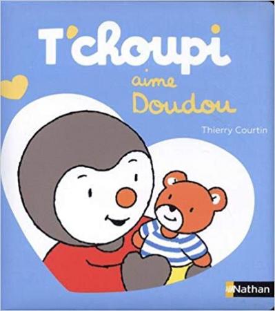 T'choupi aime Doudou