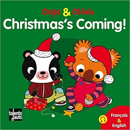 Christmas's coming