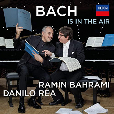 Bach is in the air [DOCUMENTO SONORO]