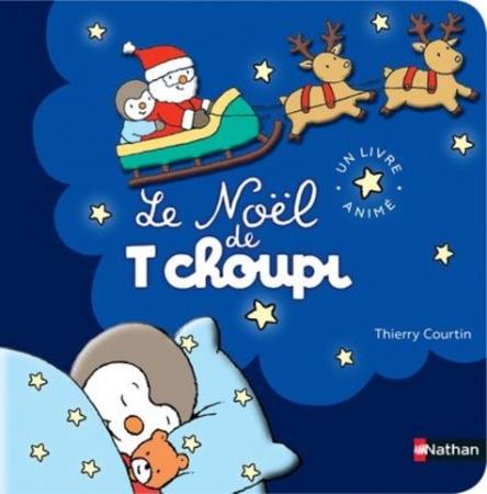 Le Noël de T'choupi
