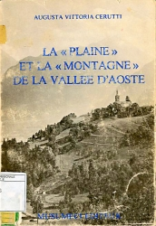 La plaine et la montagne de la Vallée d'Aoste