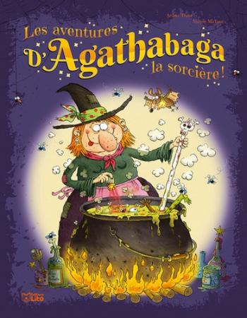 Les aventures d'Agathabaga la sorcière !. 2