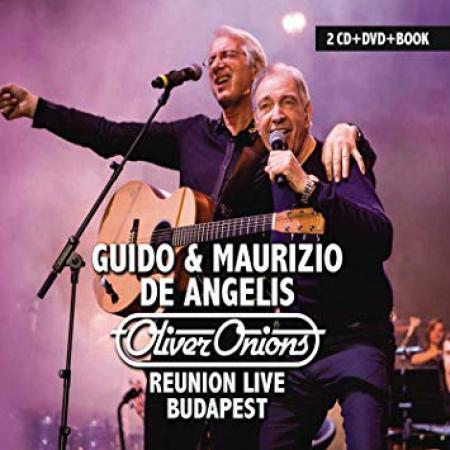 Reunion live Budapest [DOCUMENTO SONORO]