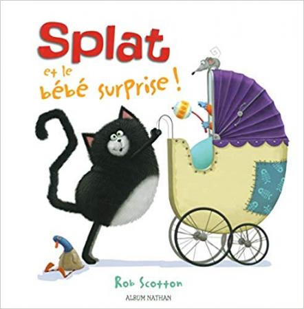Splat et le bébé surprise !