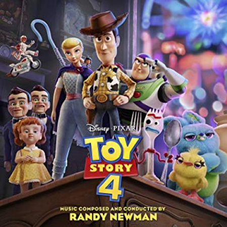 Toy story 4 [DOCUMENTO SONORO]