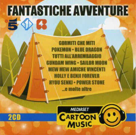 Fantastiche avventure [DOCUMENTO SONORO]