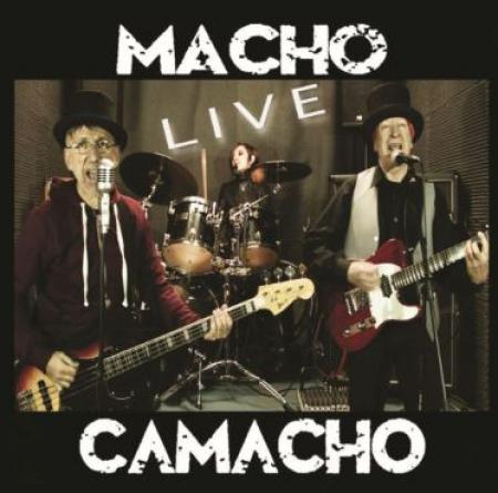 Macho Camacho live [DOCUMENTO SONORO]