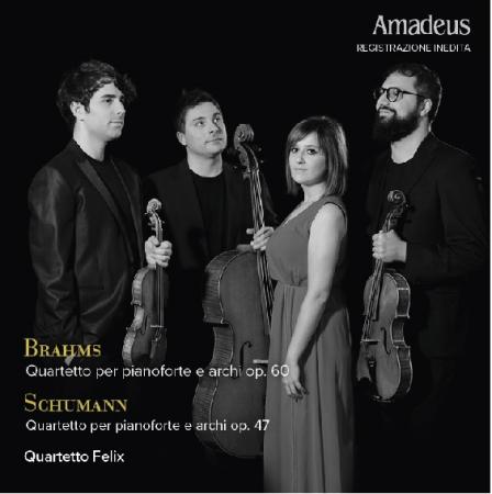 Quartetto per pianoforte e archi op. 60 [DOCUMENTO SONORO]