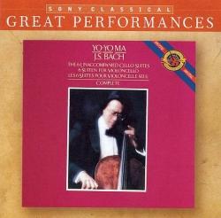 Bach cello Suites [DOCUMENTO SONORO]