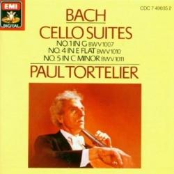Cello suites No. 1,4 & 5 [DOCUMENTO SONORO]