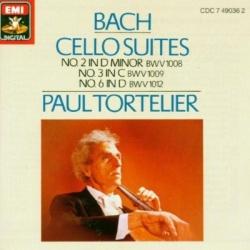 Cello suites No. 2,3 & 6 [DOCUMENTO SONORO]
