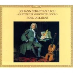 6 Suiten fur violoncello solo [DOCUMENTO SONORO]