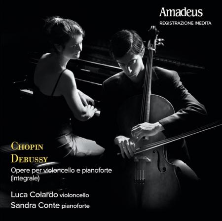 Opere per violoncello e pianoforte [DOCUMENTO SONORO]