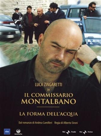 Il commissario Montalbano [VIDEOREGISTRAZIONE]. La forma dell'acqua