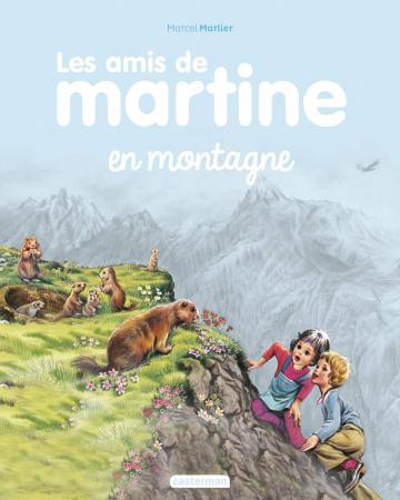 Les amis de Martine en montagne