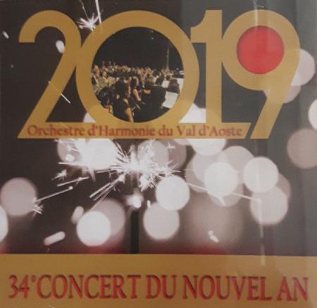 34° concert du nouvel an 2019 [DOCUMENTO SONORO]