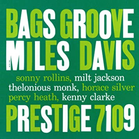 Bags' groove [DOCUMENTO SONORO]