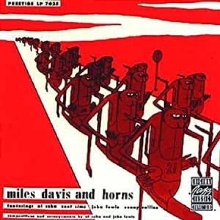 Miles Davis and horns [DOCUMENTO SONORO]