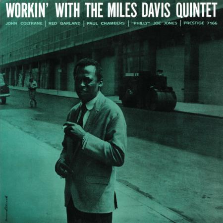 Workin' with the Miles Davis Quintet [DOCUMENTO SONORO]
