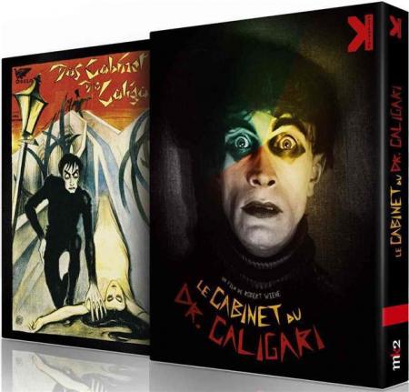 Le Cabinet du docteur Caligari [VIDEOREGISTRAZIONE]