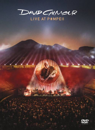 David Gilmour live at Pompeii [VIDEOREGISTRAZIONE]