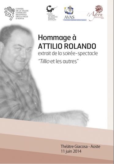 Hommage à Attilio Rolando [VIDEOREGISTRAZIONE]