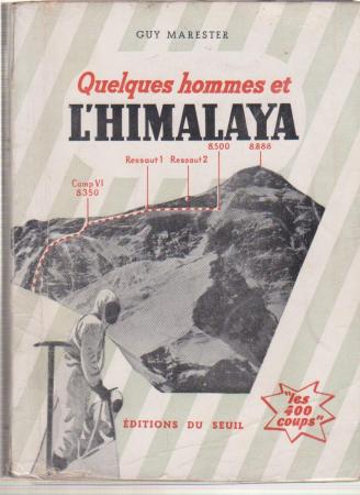 Quelques hommes et l'Himalaya