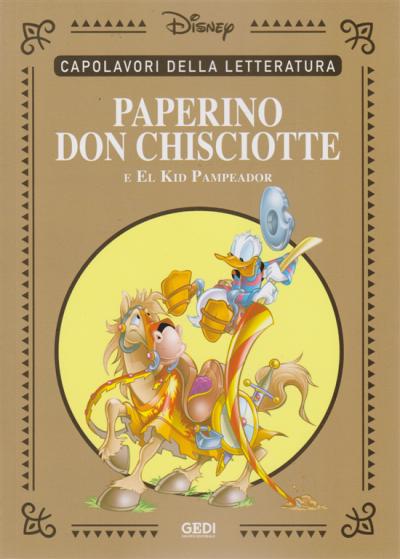 Paperino Don Chisciotte; e, El Kid Pampeador
