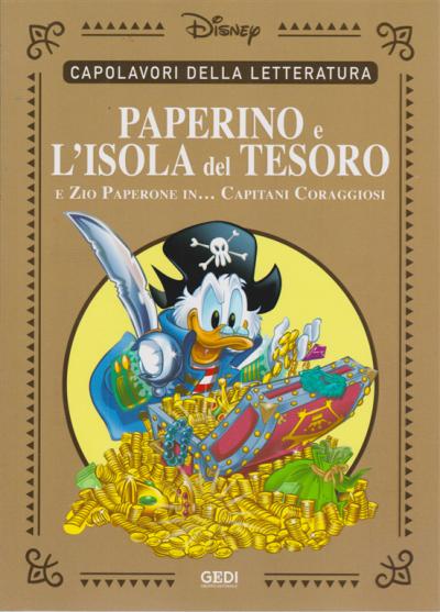 Paperino e l'isola del tesoro