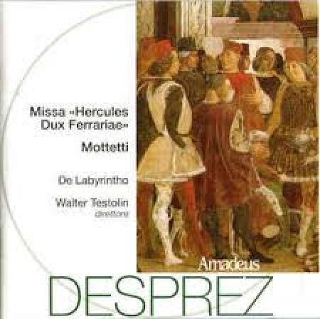 "Missa ""Hercules Dux Ferrariae"" [DOCUMENTO SONORO]"