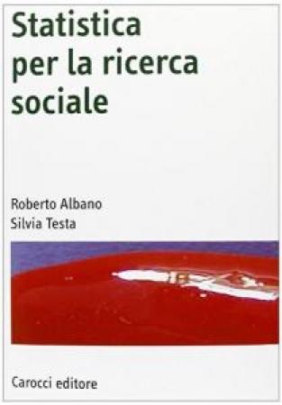 Introduzione alla statistica per la ricerca sociale