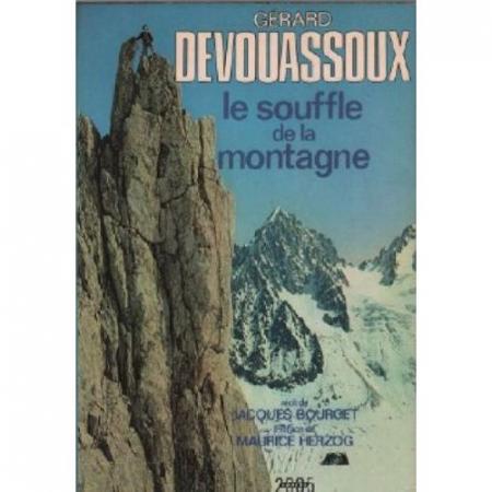 Gérard Devouassoux: le souffle de la montagne