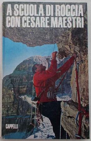 A scuola di roccia con Cesare Maestri