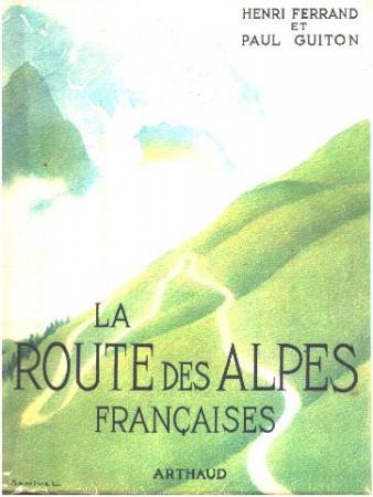 La route des Alpes françaises