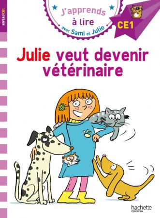 Julie veut devenir vétérinaire
