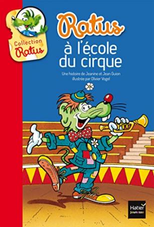 Ratus à l'école du cirque