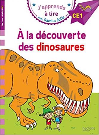 A' la découverte des dinosaures