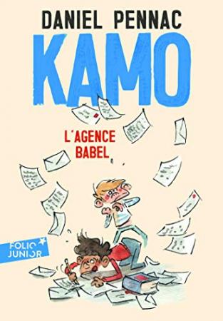 Les aventures de Kamo. 3, L'agence Babel