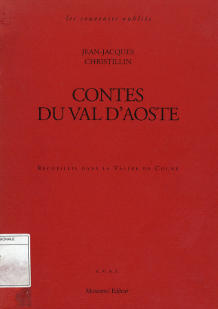 Contes du Val d'Aoste