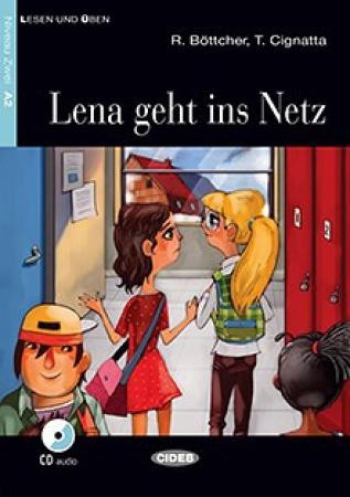 Lena geht ins Netz