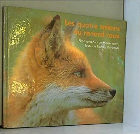 Les quatre saisons du renard roux