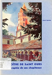 Le cloître de Saint Ours et la graphie de ses chapiteaux