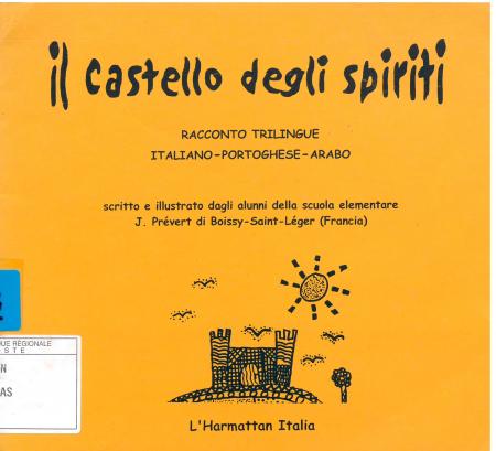 Il castello degli spiriti